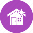 cleaner, dust, equipment, floor, house, machine, trash icon