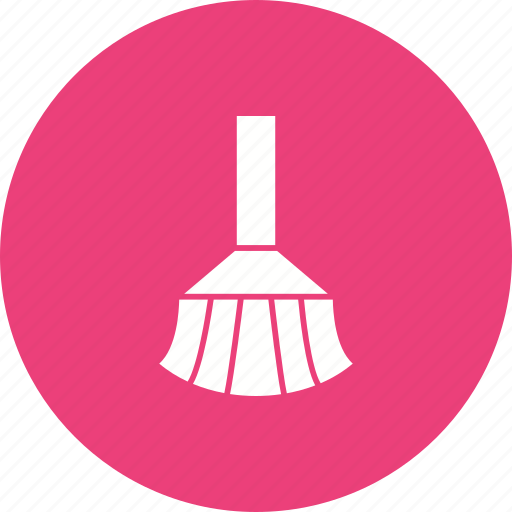 broom, broomstick, cleaner, stick, sweep, sweeping, tool icon
