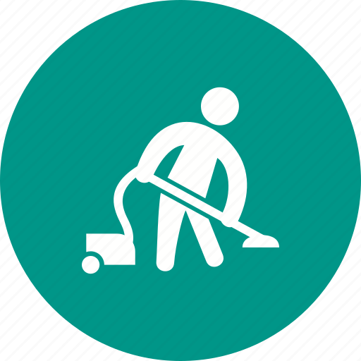 cleaner, electric, equipment, floor, home, machine, vacuum icon