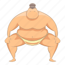 man, people, sumo, wrestler icon