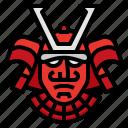 avatar, japan, people, samurai, warrior icon