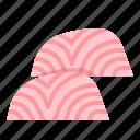 food, restaurant, salmon, sashimi icon