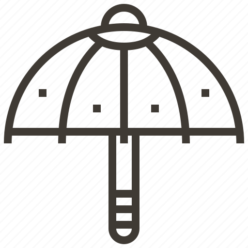 Parisol, rain, umbrella, weather icon - Download on Iconfinder