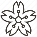 flower, japan, lotus, nature icon
