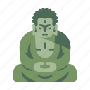 buddha, buddhism, great buddha, japan, landmark, temple, travel icon