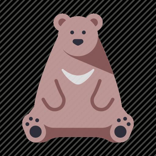 animal, bear, japan, japanese, japanese bear, wildlife, zoo icon