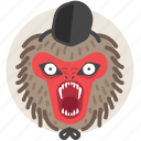 ghost, japan, japanese, monkey, yokai