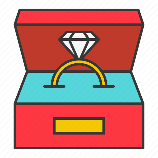 Accessory, diamond, fashion, jewelry, luxury, ring icon - Download on Iconfinder