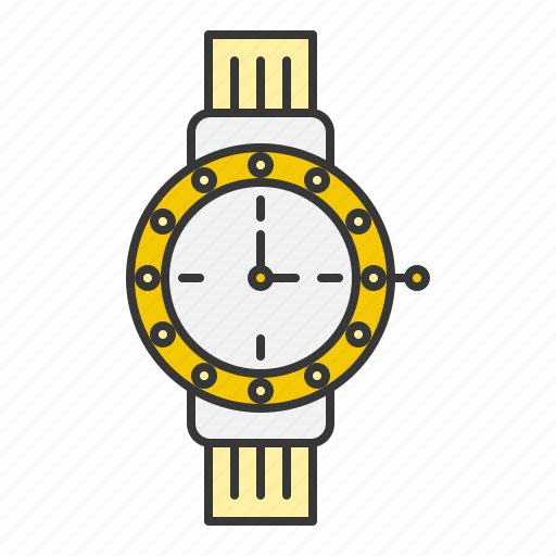Accessory, fashion, jewelry, time, watch icon - Download on Iconfinder