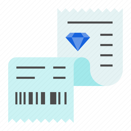 Accessory, barcode, fashion, jewelry, paper, receipt icon - Download on Iconfinder
