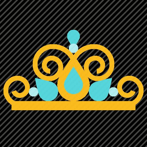 Accessory, crown, fashion, gemstone, jewelry, luxury icon - Download on Iconfinder