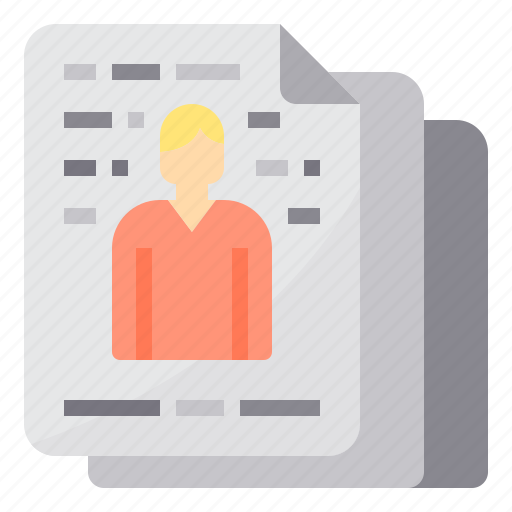 Application, business, human, management, papers, resources icon - Download on Iconfinder