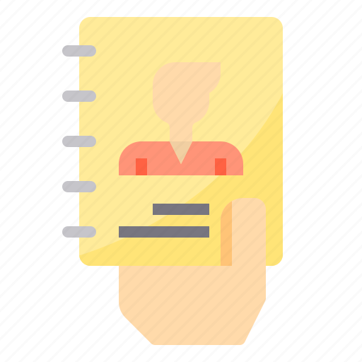 Business, human, management, paper, portfolio, resources icon - Download on Iconfinder