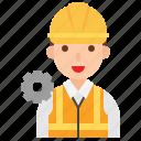 avatar, engineer, job, male, occupation, profession