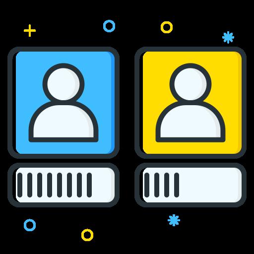employee, job, seeker, skill, unemployee, work icon