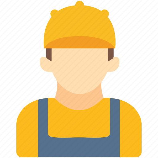 avatar, human, male, man, plumber, repairman icon