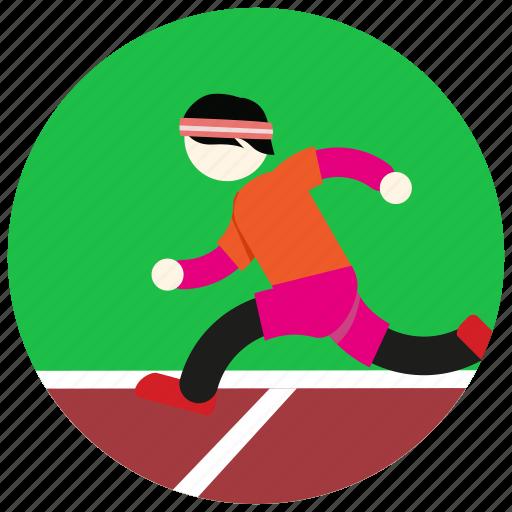 athlete, fast, jobs, run, speed, uniform icon