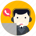 call, customer, headset, jobs, service, support icon