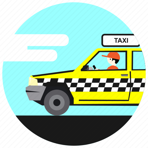 cap, cloud, driver, jobs, taxi icon
