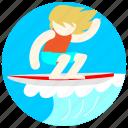 hair, jobs, ocean, sea, surfboard, surfer, waves