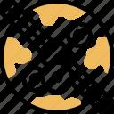 earth, orbiter, telecommunication, satellite, space