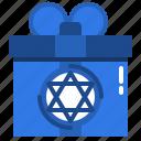 present, cultures, gift, david, jewish