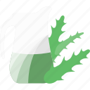 aloe, drink, juice, vegetables icon