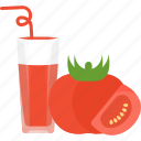 drink, juice, tomato, vegetables icon