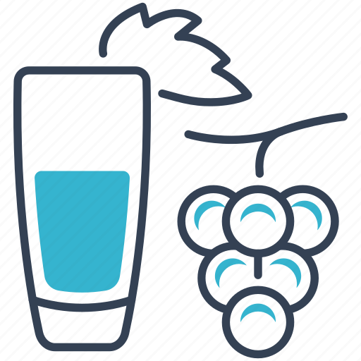 Drink, grapes, juice icon - Download on Iconfinder