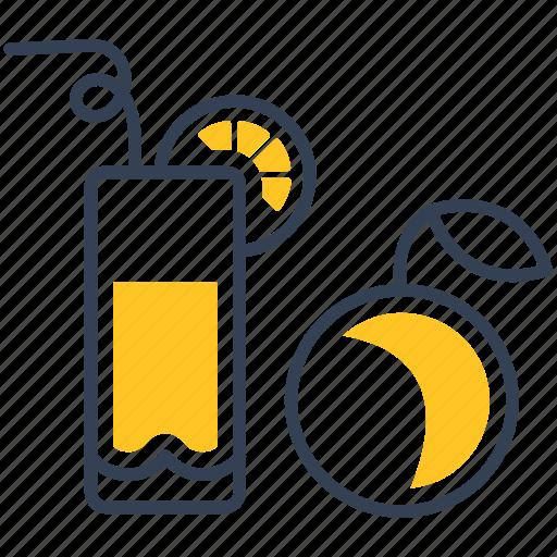 Drink, juice, orange icon - Download on Iconfinder