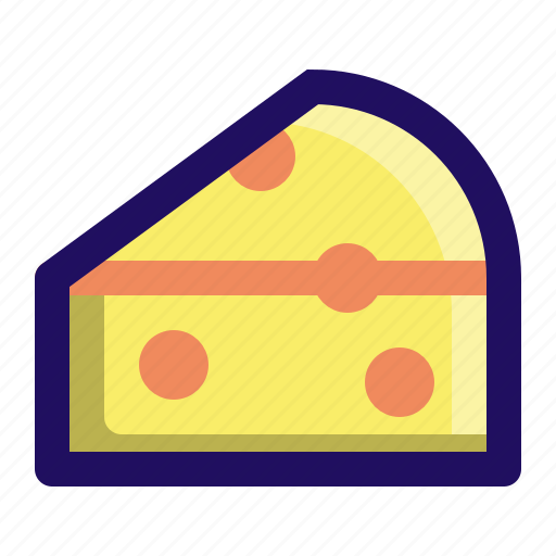 cheese, dairy, food, swiss, thanksgiving icon