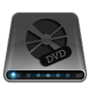 dark, disc, disk, drive, dvd, multimedia icon