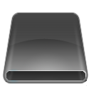 dark, disk, drive, flash, removable, usb icon