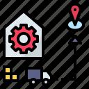 cargo, delivery, distribution, transfer, transportation