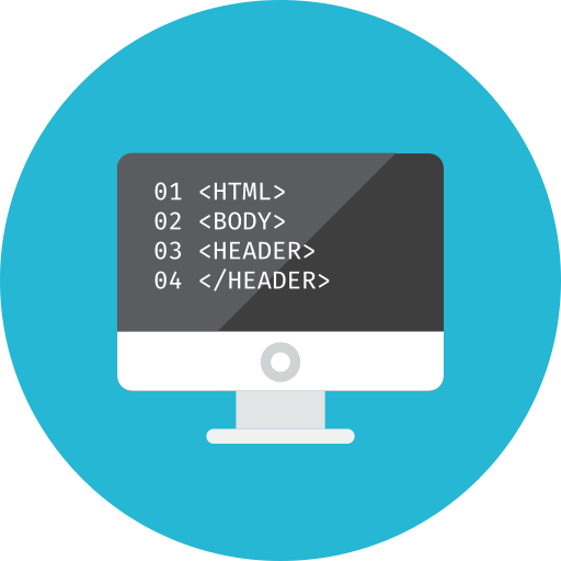Coding Html Icon Icon Search Engine