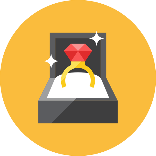 diamond ring vector icon - photo #47