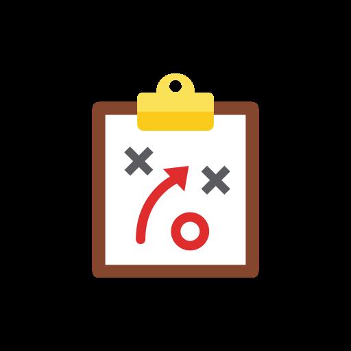 clipboard, plan icon