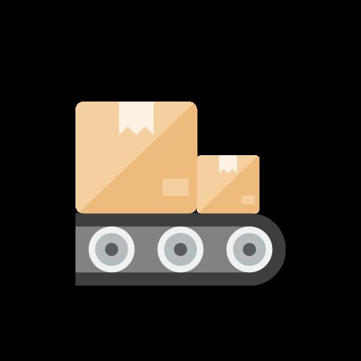 belt, conveyor icon
