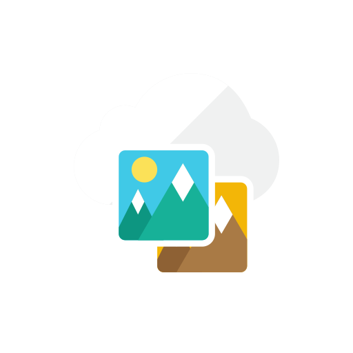 cloud, images icon
