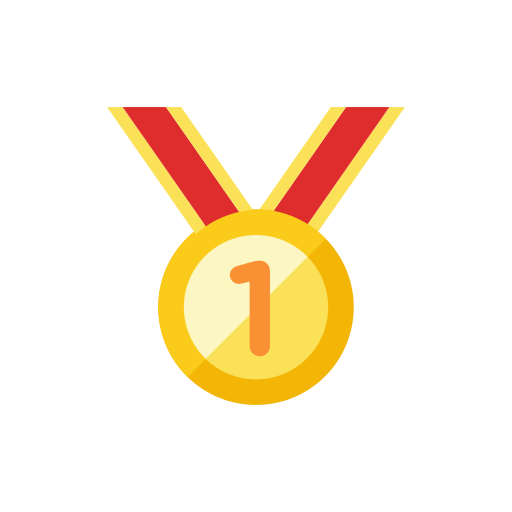 2, medal icon | Icon search engine
