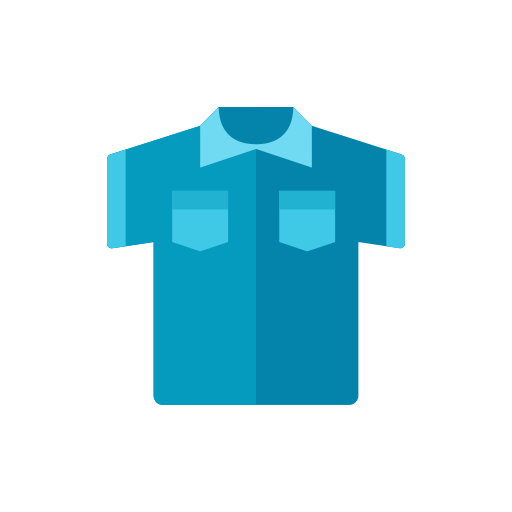 2, shirt, t icon