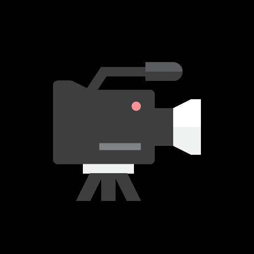 2, camera, video icon