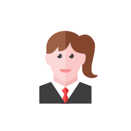1, waitress icon