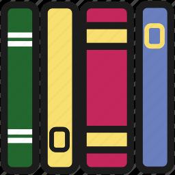 books, cute, desktop, kawaii icon
