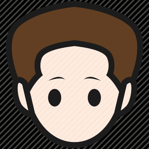 boy, cute, desktop, kawaii icon