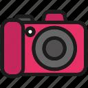 camera, cute, desktop, kawaii