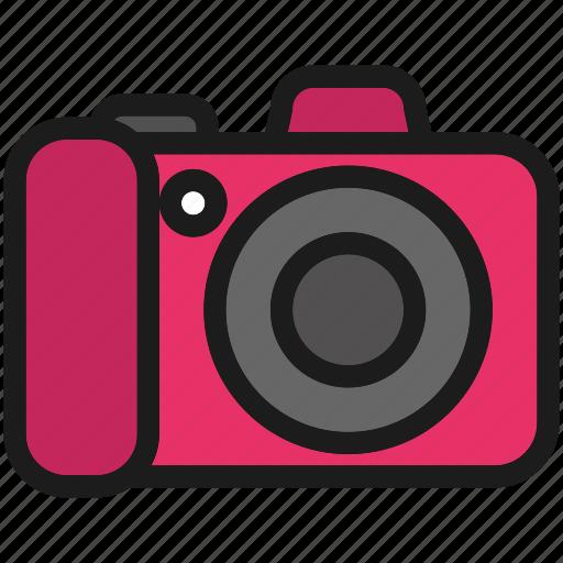 camera, cute, desktop, kawaii icon