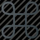 commandsymbol, keyboard, type