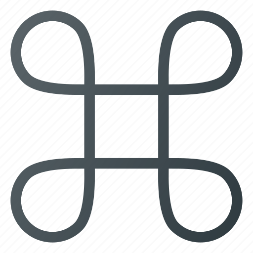 commandsymbol, keyboard, type icon