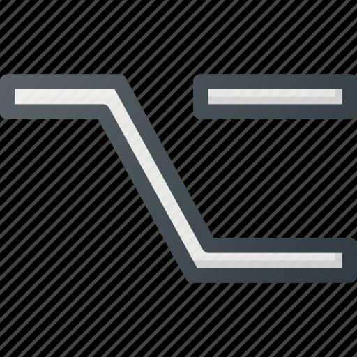 keyboard, option, type icon